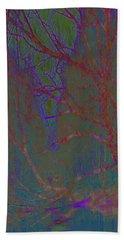 Creek Artistic #f5 Beach Towel by Leif Sohlman