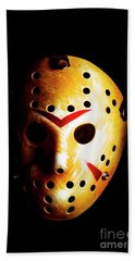 Creepy Keeper Beach Towel by Jorgo Photography - Wall Art Gallery