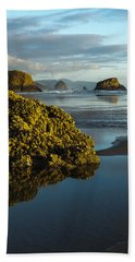 Crescent Beach Beach Towel