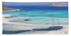 Crete Beach Towel