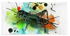 Cricket Beach Towel
