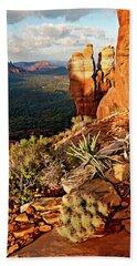 Crimson Cliffs 08-064 Beach Towel