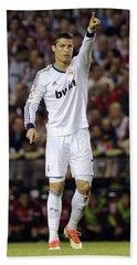 Cristiano Ronaldo 31 Beach Towel