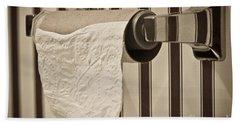 Critical Thinking Beach Towel