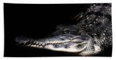Crocodile Beach Towel