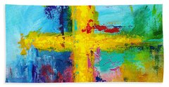 Cross 7 Beach Towel