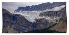 Crowfoot Glacier Beach Sheet by Heather Vopni