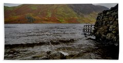 Crummock Splash Beach Towel