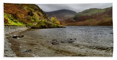 Crummock Water  Beach Towel