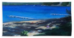 Crystal Lake Beach Sheet