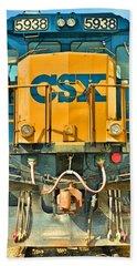 Csx 5938 Beach Sheet