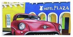 Cuba 2 Beach Towel