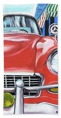 Cuba Taxi - 01 Beach Sheet