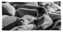 Cuddle Puddle Beach Sheet