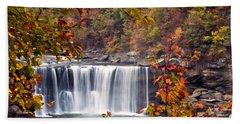 Cumberland Falls Two Beach Sheet