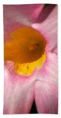 Cup Of Nectar Beach Sheet