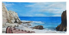 Cupecoy Dream Beach Towel