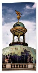 Cupola At Sans Souci Beach Towel