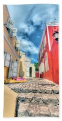 Curacao Alley Beach Sheet