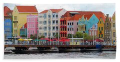 Curacao Willemstad Panorama Beach Sheet