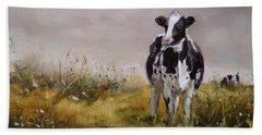 Curious Cow Beach Sheet