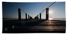 Currituck Sunset Beach Towel