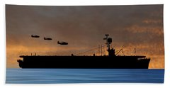 Cus Redwood 1941 V3 Beach Towel