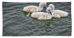 Cygnet Ring Beach Towel