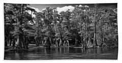 Cypress On The Suwannee Beach Sheet
