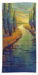 Cypress Reflection Beach Sheet