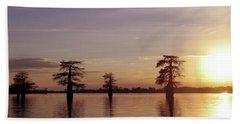 Cypress Sunset Beach Sheet