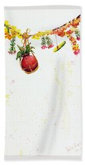 Dahi Handi Beach Towel