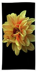 Dahlia Beach Towel