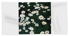 Daisy Bouquet Beach Sheet