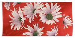 Daisy Chain Beach Sheet