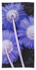 Daisy Days And Nights II Beach Towel
