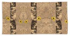 Daisy Designs Beach Sheet by Nora Boghossian