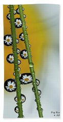 Daisy Dew Beach Towel