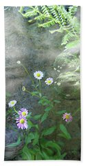 Daisy Mist Beach Towel