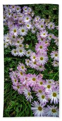 Daisy Patch Beach Towel