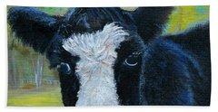 Daisy The Cow Beach Towel