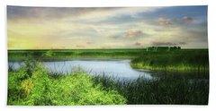 Dakota Wetlands 7 Beach Sheet