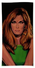 Dalida 2 Beach Towel by Paul Meijering