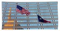 Dallas 3 Of 5 Lone Star Beach Towel