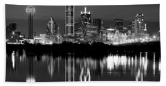 Dallas No More Rain Beach Towel