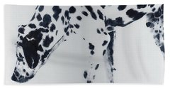 Dalmation Beach Towel