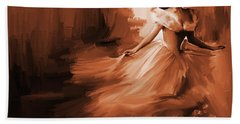 Dance In A Dream 01 Beach Towel