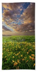 Dance On The West Wind Beach Towel