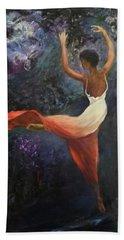 Dancer A Beach Sheet