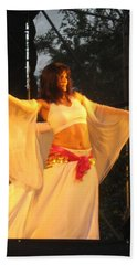 Dancer Beach Towel